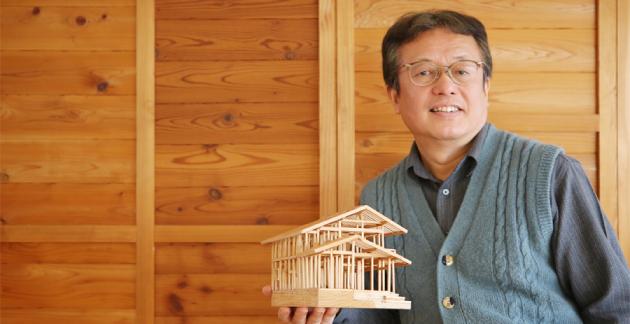 木の家づくりネットワーク設立代表者 山中 文彦